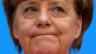 German Chancellor Angela Merkel. Photo: September 2016