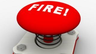 Fire button