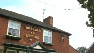 Shoulder of Mutton Pub