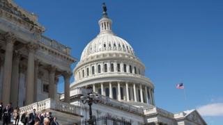 کنگره آمریکا در کنترل جمهوریخواهان است
