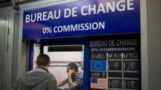 Eu referendum five changes to your finances following the vote bbc news - How do bureau de change make money ...