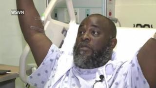 Charles Kinsey estaba desarmado cuando recibió un disparo de la policía en Miami.