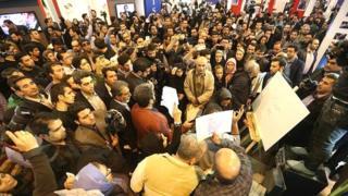 معترضان مسکن مهر
