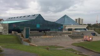 Storm Hit Portsmouth Swimming Pool Remains Closed For