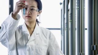 Chinese scientist