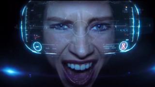 Screengrab from Samsung/Marvel video