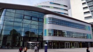 QE Hospital, Birmingham