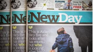 """Trinity Mirror has launched the first """"stand alone"""" daily newspaper for 30 years"""