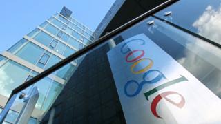 Google's Dublin HQ