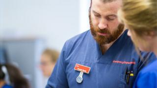 A/E nurses