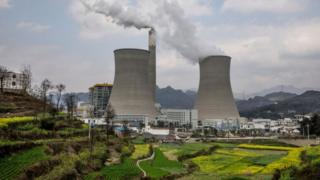 Plans for coal-fired energy plants dump by roughly half in 2016