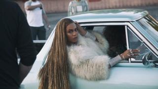 Still image from Beyonce's Lemonade