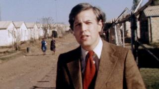 Simpson in South Africa in the 1970's