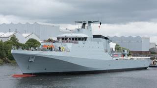 HMS Forth
