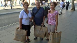 Malta tourists