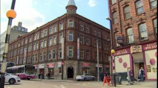 The Athletic Stores scheme will involve retaining the building's façade and demolishing and rebuilding behind it