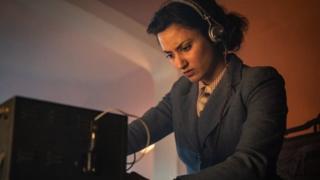 Noor Inayat Khan portrayed in Doctor Who