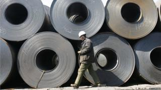 US raises China steel taxes by 522%