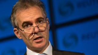 Bank of England deputy governor Ben Broadbent