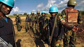 Jemedari Johnson Mogoa Kimani Ondieki amefutwa kazi na UN