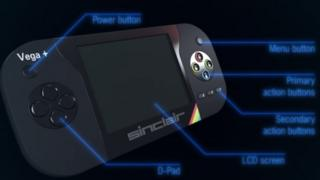 The Sinclair ZX Spectrum Vega+