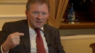 Бизнес-омбудсмен России Борис Титов в интервью Би-би-си раскритиковал экономическую политику правительства.