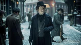 Stephen Rea in Dickensian