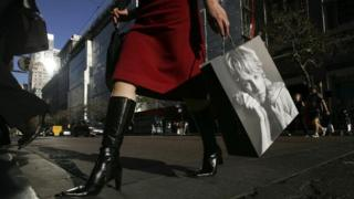 Consumer spending lifted the US economy in the third quarter