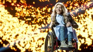 Eurovision: Russia calls for rethink over criminialized thespian Julia Samoilova