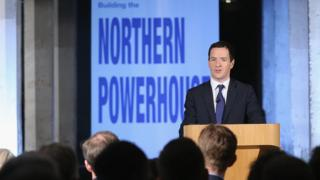 George Osborne Northern Powerhouse speech