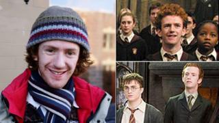 Chris Rankin as Percy Weasley
