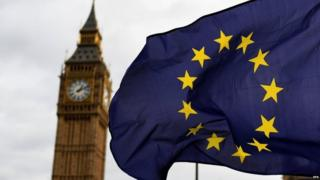 EU dwindle outward Parliament