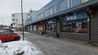 Nokia town