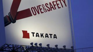 Takata shares rise ahead of earnings