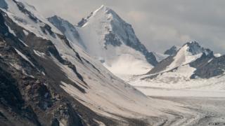 Mongolian mountains
