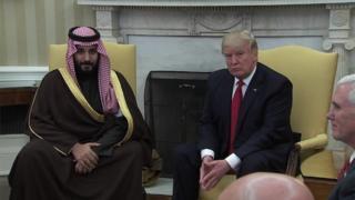 نقطه عطف عربستان و آمریکا
