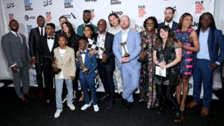 Moonlight creators and cast