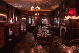 The Ship Tavern - Holborn, London