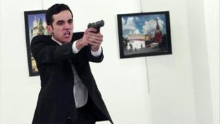 С кем был связан убийца Андрея Карлова?
