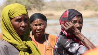 Women in Marsabit, Kenya