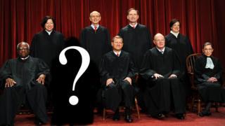 Miembros de la Suprema Corte de EE.UU.