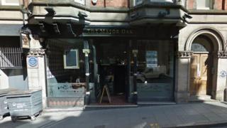 Major Oak Pub, Nottingham City Centre