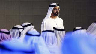 Sheikh Mohammed bin Rashid Al Maktoum (file)