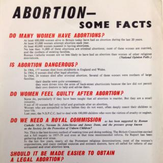 essay on why not to have an abortion This essay will explain the various answers to when this point consequently an abortion carried out before these dates were not does not have value.