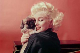 Marilyn Monroe by Milton Greene