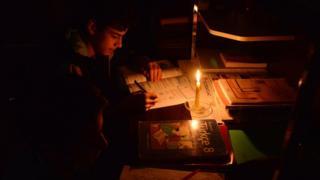 Türkiye'de elektrik kesintileri