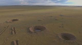 кратери на полігоні