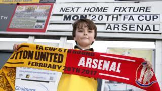 Aficionado del Sutton United