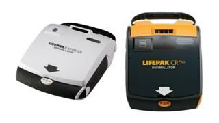 The defibrillators affected, made by Physio-Control
