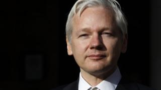 Julian Assange in 2011